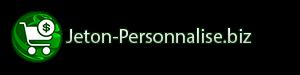 Jeton personnalisé et le porte clé jeton caddie personnalisé pas cher